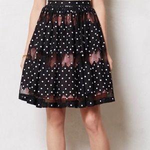 ANTHROPOLOGIE PLENTY TRACY REESE Skirt